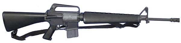 Enlarge ->  M16A1 Rifle