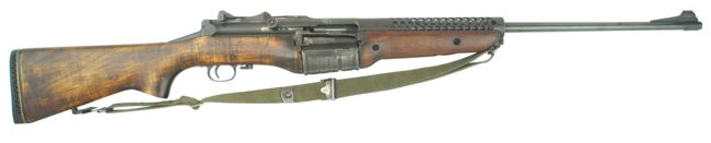 Enlarge ->  1941 Johnson Rifle